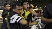 Torcedor do Boca Juniors é detido após briga em Buenos Aires em 2014