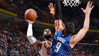 Cavs perderam para o Magic