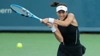 Muguruza ficou com o título do Masters 1000 de Cincinnati
