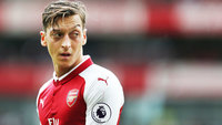 Ozil Arsenal Bournemouth Premier League 09/09/2017