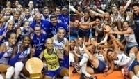 Rexona-Sesc Rio de Janeiro e Vôlei Nestlé Osasco decidem de novo a Superliga