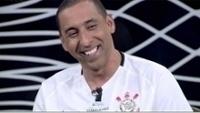 Serginho é corintiano, mas começou a carreira defendendo o rival Palmeiras