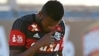 Marcelo Cirino comemora gol contra o Bangu no Carioca