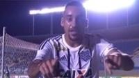 Robinho marcou o único gol do jogo e garantiu a vitória do Figueirense