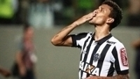 Marcos Rocha Comemora Atlético-MG Cruzeiro Final Campeonato Mineiro 08/05/2017