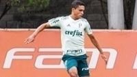 Erik Treino Palmeiras 27/03/2017