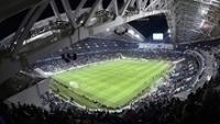 Estádio de Sochi recebeu teste para a Copa do Mundo de 2018 com Rússia x Bélgica