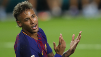 Neymar, prestes a trocar o Barcelona pelo PSG