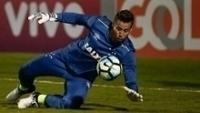 Fábio defendeu a escalação de reservas do Cruzeiro contra a Ponte Preta