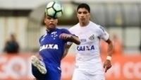 Cruzeiro e Santos fizeram