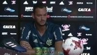 Réver em coletiva no Flamengo