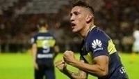 Centurión se despediu do Boca Juniors em sua conta no Instagram