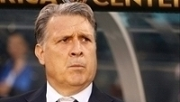 Tata Martino, na derrota da Argentina para o Chile na final da Copa América