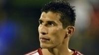 Marcos Cáceres , seleção paraguaia