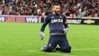 Weverton, do Atlético-PR, será goleiro do Brasil na Olimpíada do Rio 2016