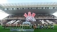 O jogo da taça em 2015 foi o recorde de público na Arena Corinthians