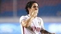 Pato faz belo gol na China para garantir vitória do Tianjin Quanjian