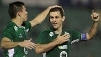 Fumagalli fez os dois gols do Guarani contra o Náutico