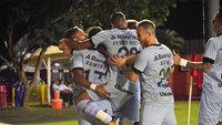 Grêmio venceu no Barradão