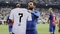 Corinthians brincou com comemoração de Messi para exaltar Jô