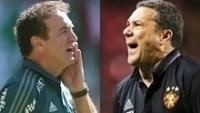 Cuca Palmeiras Vanderlei Luxemburgo Sport Mosaico
