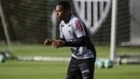 Robinho quer Galo forte na Copa do Brasil