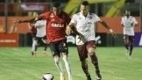 Brasil-RS empatou com o Caxias nesta quinta-feira
