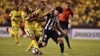 No Equador, Botafogo e Barcelona empataram em 1 a 1
