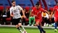 O Chile, de Alexis Sánchez (dir.), é a esperança de título da América do Sul na Copa das Confederações
