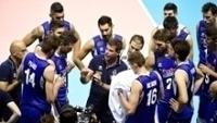 Itália sofreu na Liga Mundial de vôlei