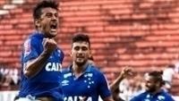 Robinho, atacante do Cruzeiro