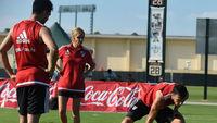 Sandra Rossi integra a comissão técnica do River Plate