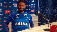 Rafael Sóbis brincou sobre ser vaiado fora de casa: 'Melhor coisa'