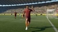 'II Capitano' é o jogador que mais jogou e marcou no clássico contra a Lazio: 44 jogos e 11 gols.