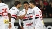 São Paulo vive mau momento no Campeonato Brasileiro