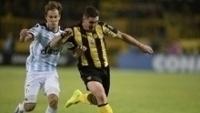 O Peñarol venceu de virada os argentinos do Atlético Tucumán