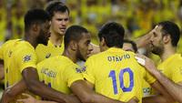 Seleção brasileira venceu por 3 sets a 2 nesta terça-feira