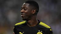 Ousmane Dembélé tem 20 anos de idade