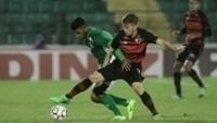 Guarani e Oeste empataram por 0 a 0, nesta terça-feira, pela Série B