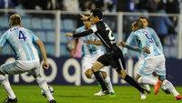 Avaí segurou empate com o Corinthians
