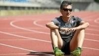 Javi Conde correrá maratona no Rio