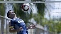 Thiago Neves quer fazer três gols no clássico mineiro
