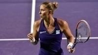 Bia Haddad Maia foi derrotada por Venus Williams no Premier de Miami