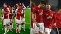 Ajax x Manchester United: final da Europa League