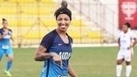 Byanca Corinthians Comemora Gol Audax Campeonato Brasileiro Feminino 11/05/2017
