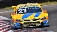 Thiago Camilo fez a pole position da Stock Car no Rio Grande do Sul