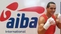 Michel Borges se garantiu no Mundial