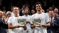 Melo e Kubot ganharam o título em Wimbledon