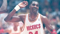 Hakeem Olajuwon, o maior jogador da história do Houston Rockets