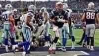 Patriots x Cowboys